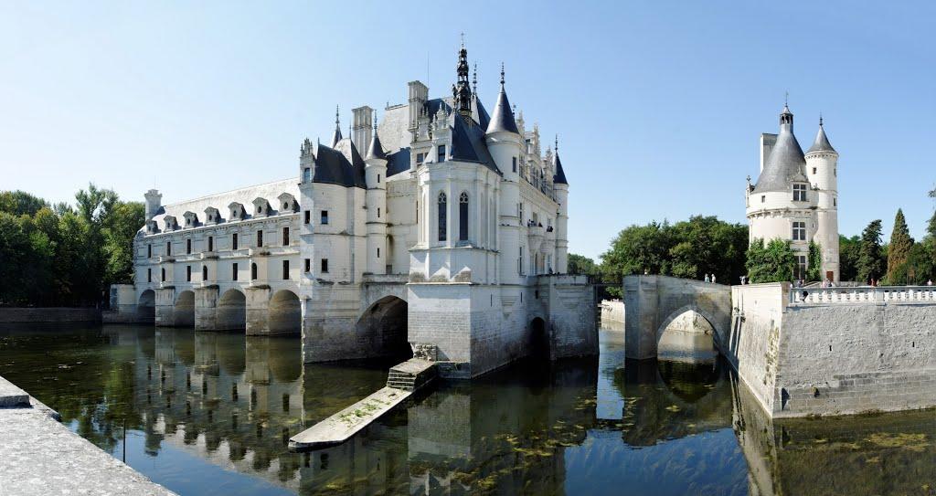 Partir à la découverte des plus beaux châteaux de France