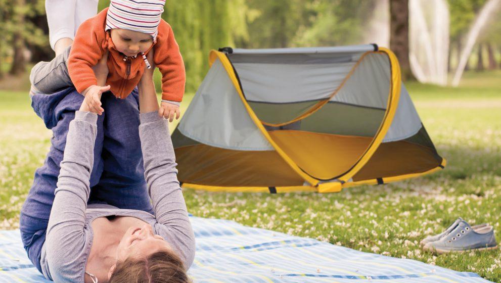 Vacances en camping avec bébé : est-ce faisable ?
