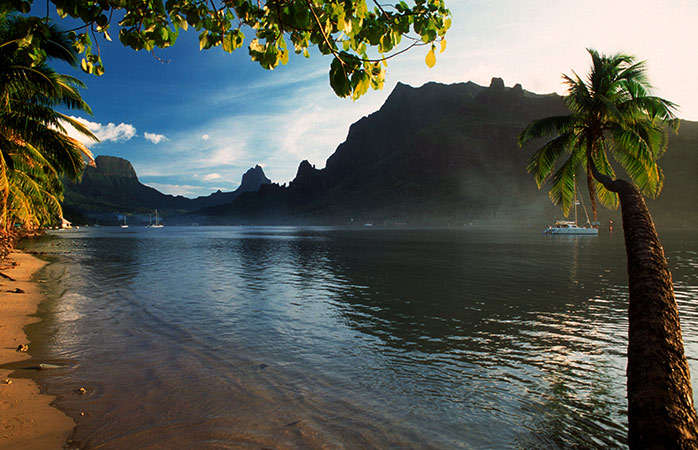 Vacances dans les îles françaises