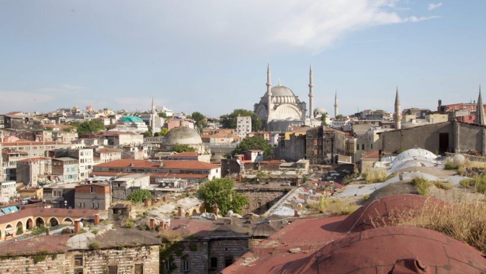 Découvrez la grande ville d'Istanbul