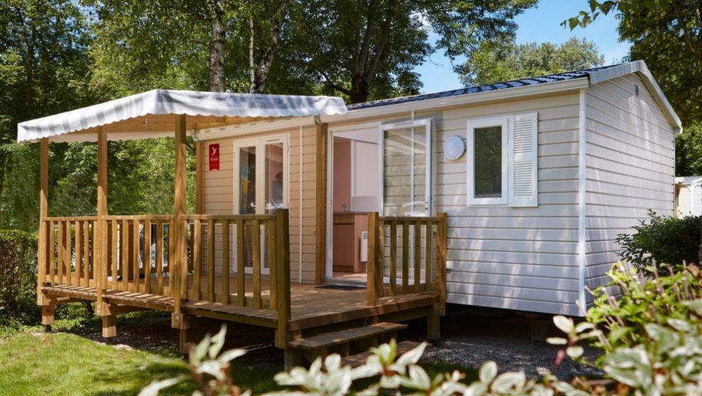 Se loger au camping pendant les vacances sur l'île de Ré
