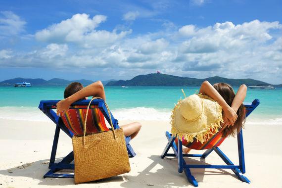 Pour de belles vacances sur une île