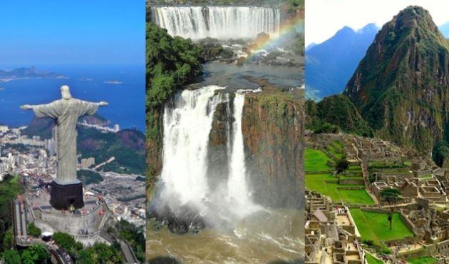Les musts à visiter en Amérique du Sud