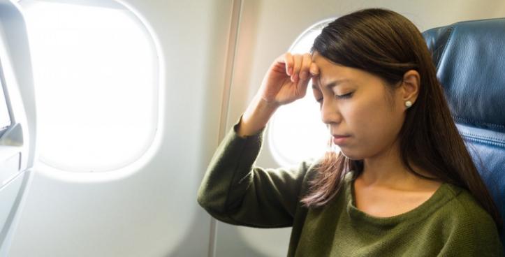 Malade en avion : quelle prise en charge ?