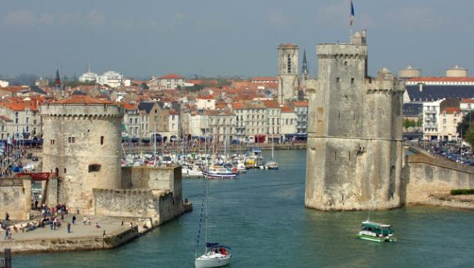 La Rochelle : tout sur l'hébergement