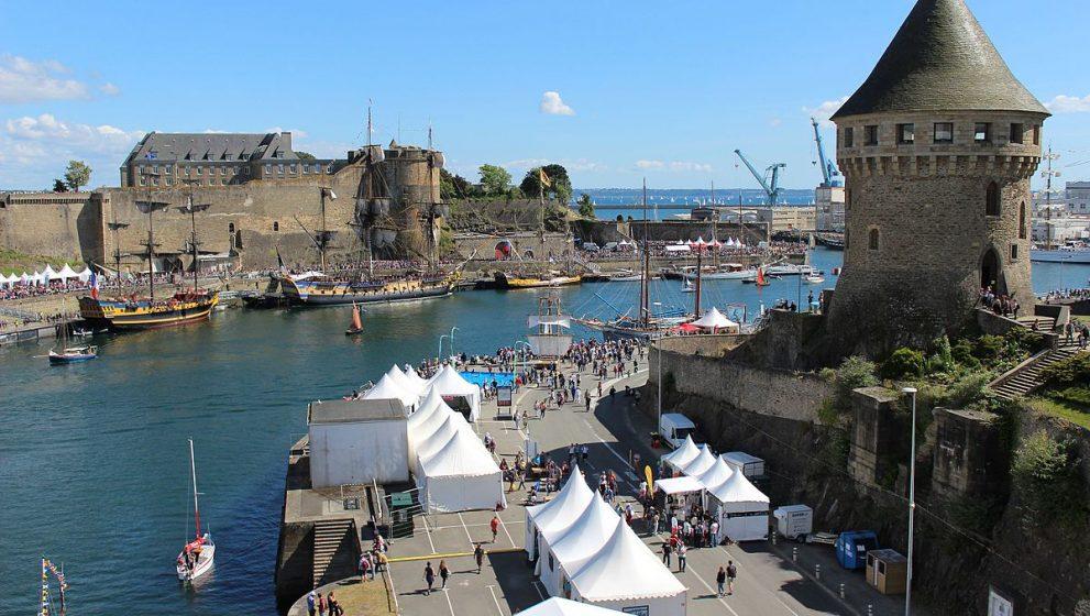 Pourquoi partir en vacances à Brest ?