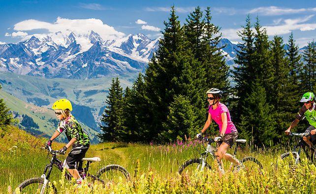 Vacances en Savoie : une profusion d'activités en été comme en hiver