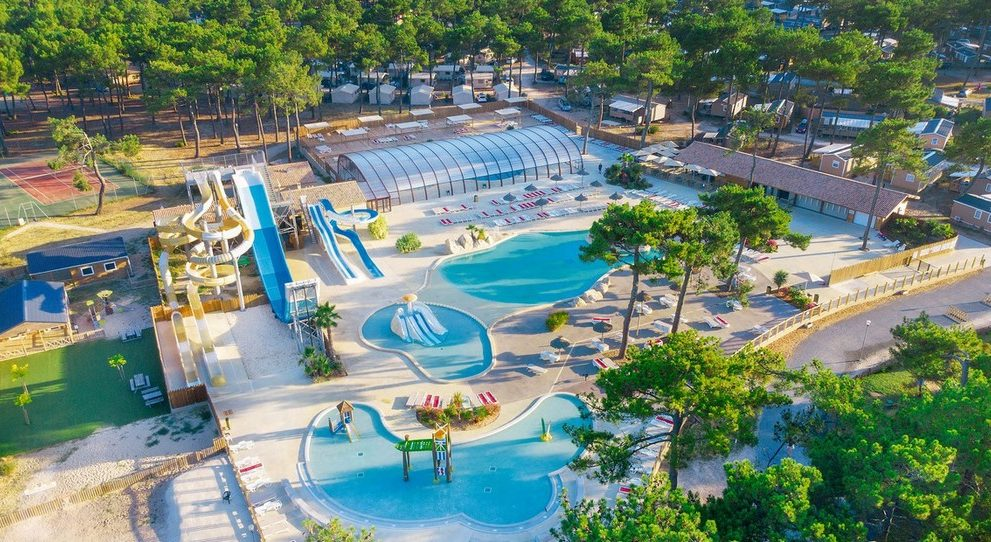 Vacances de luxe dans les Landes: hôtels ou camping 5 étoiles