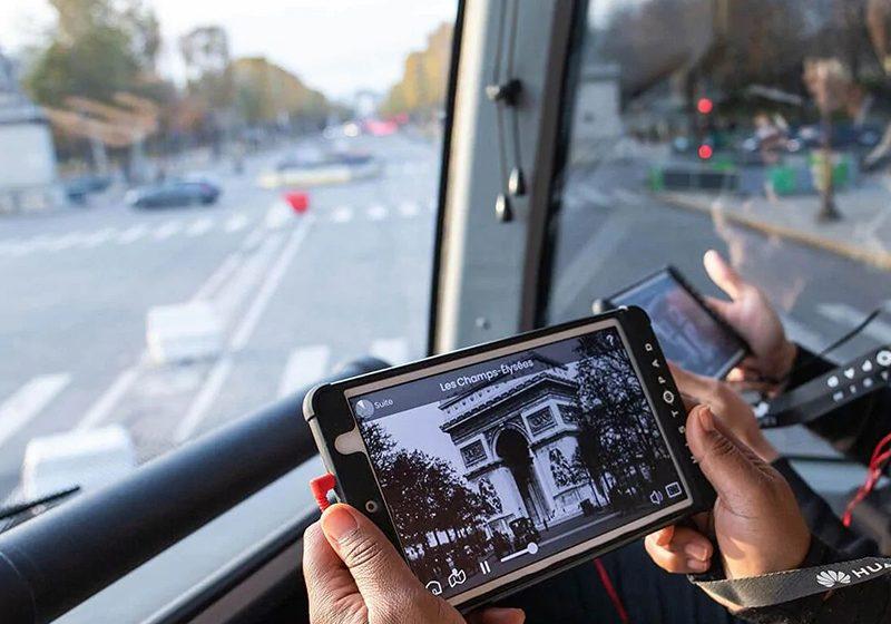 Découvrir Paris en famille : louez un minibus avec chauffeur