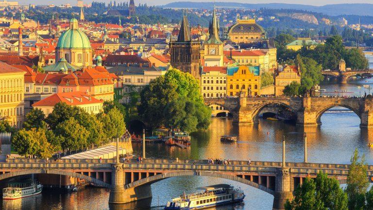 Prague, une des plus belles villes du monde